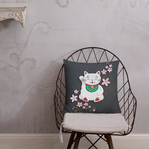 Cherry Blossoms pillow