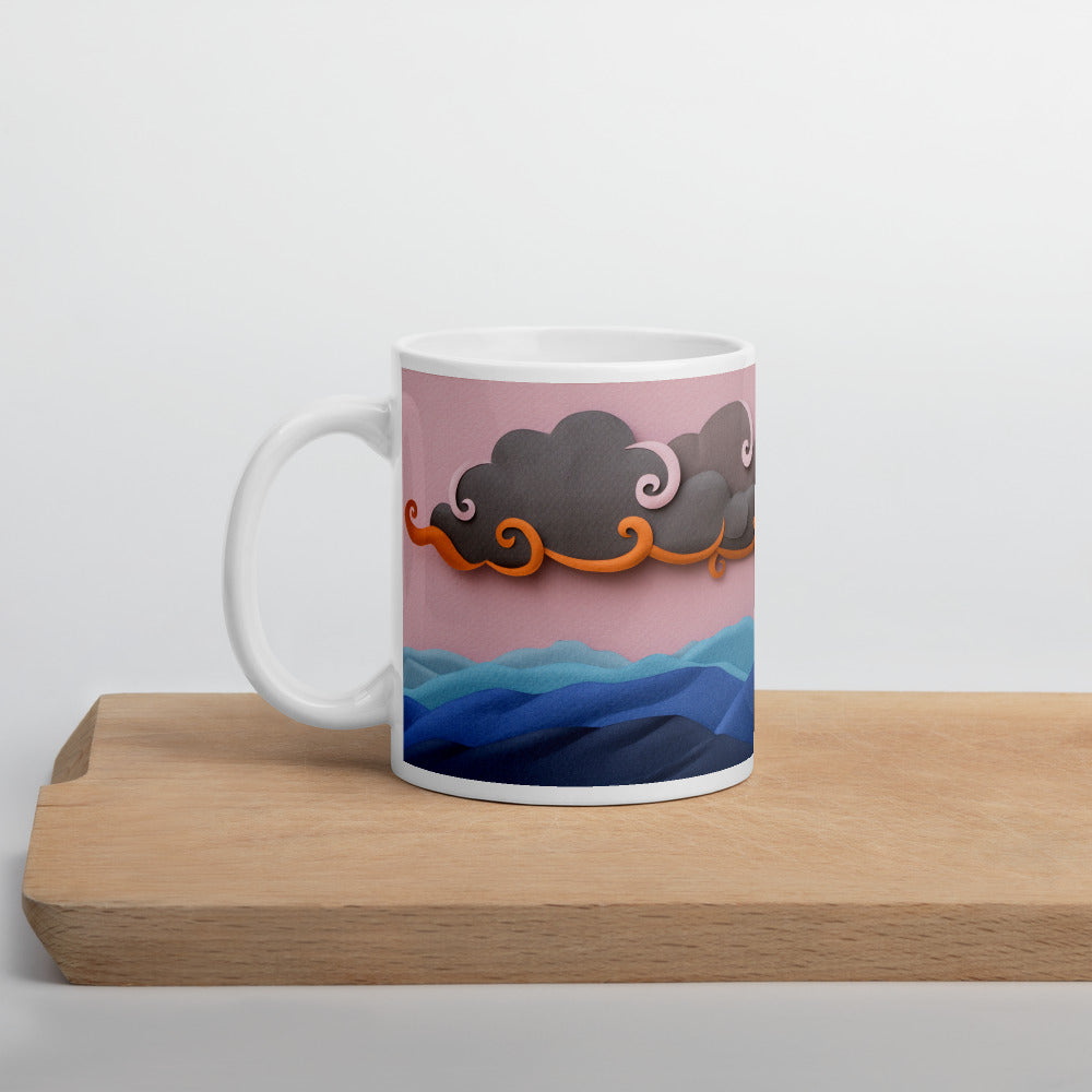 Shenandoah Sunset Mug