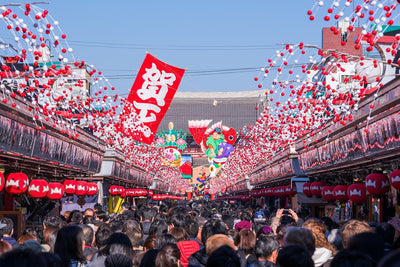 New Year in Japan