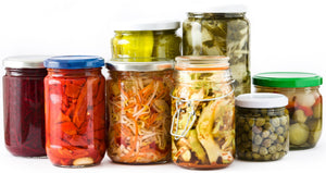 FERMENTED FOODS HEALTHY?