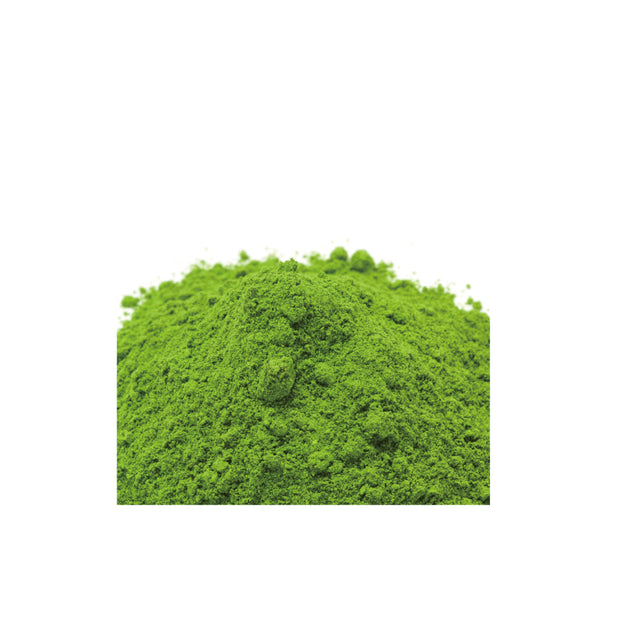 Smoothie Booster - Powdered Green Tealeaves 10g Sample - Ujido - Japanese Matcha