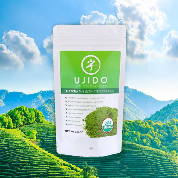 Organic Japanese Matcha High Culinary Grade
