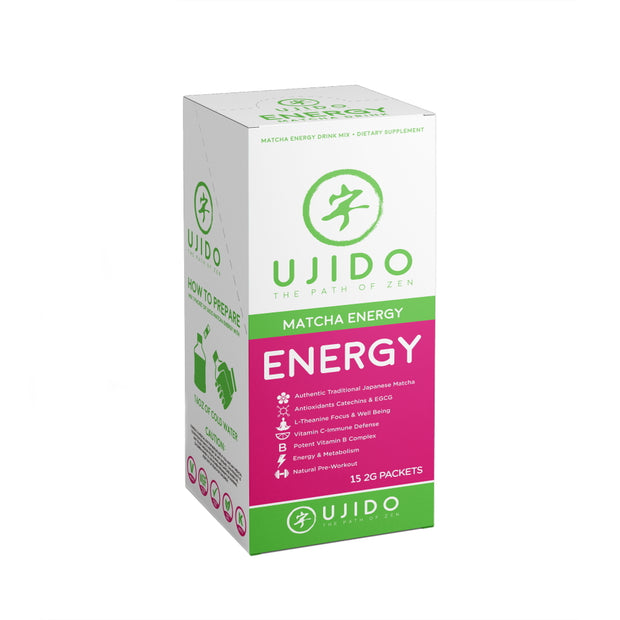 Matcha Energy 2g x 15 Packets