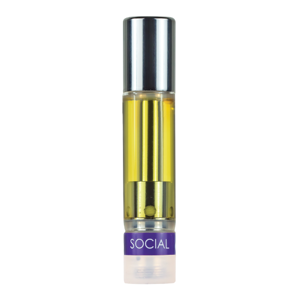 Social CBD only Cartomizer