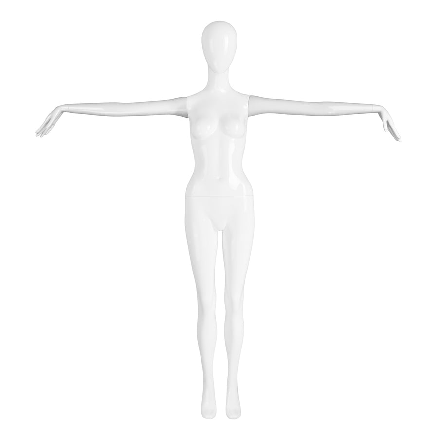 Boutique Female Mannequin Pose 03 - ARMS AND HANDS