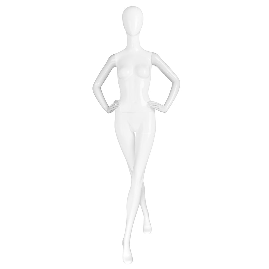 Boutique Female Mannequin Pose 10 - ARMS AND HANDS ONLY