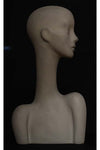 clay matte elegant abstract Evie display head