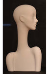 marble elegant abstract Evie display head