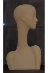 earth elegant abstract Evie display head