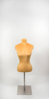 SX-Tailor Bust Female Pos. TBF 1/2 Body with TBN-01 Neck Cap