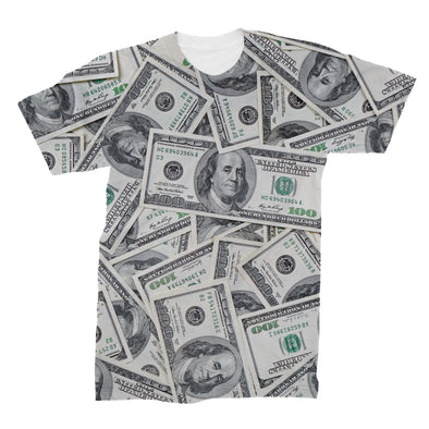 100 Dollar Bill tshirt