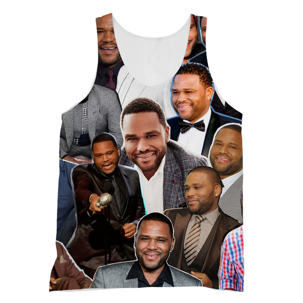 Anthony Anderson tank top