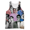 Buddy Holly tank top