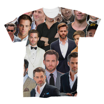 Chris Pine tshirt