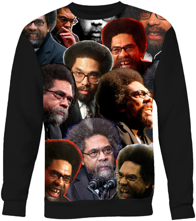 Cornel West sweatshirt
