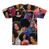 Diana Ross tshirt back