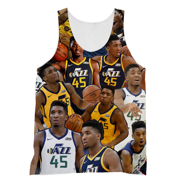 Donovan Mitchell tank top