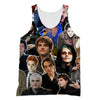 Gerard Way tank top