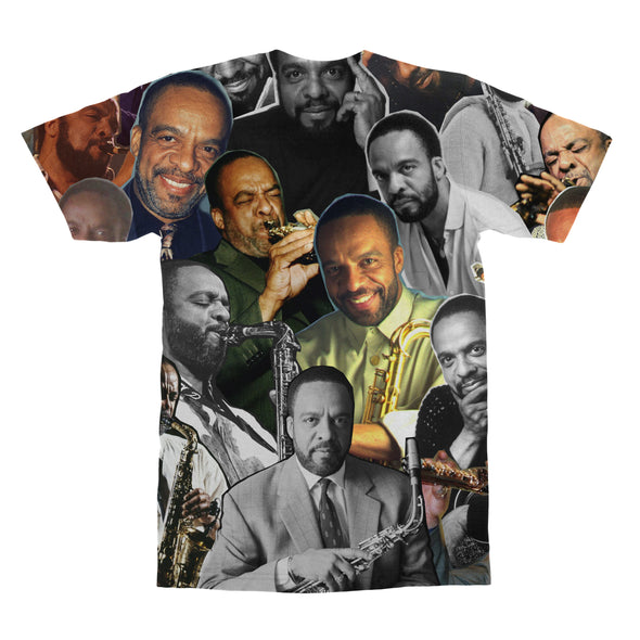 Grover Washington Jr. tshirt back