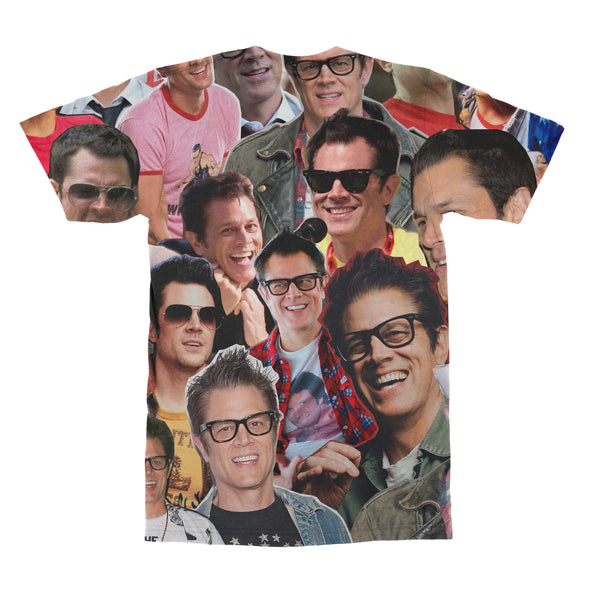 Johnny Knoxville t-shirt back