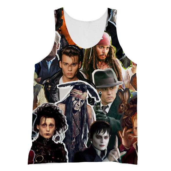 Johnny Depp tank top