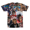 Juice Wrld tshirt back