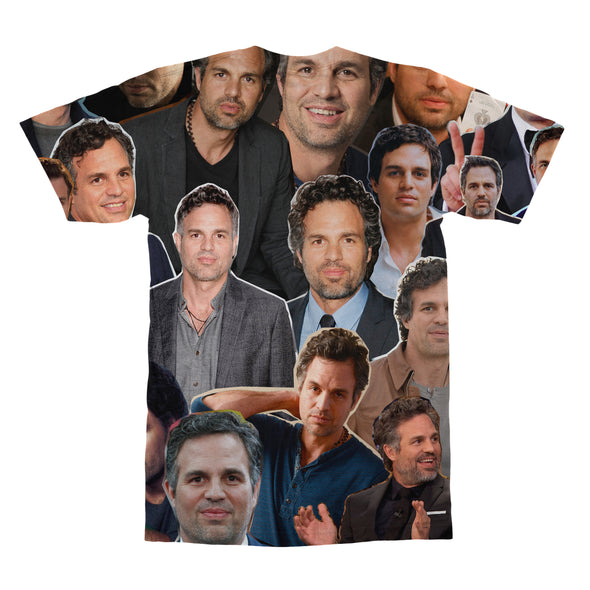 Mark Ruffalo tshirt back