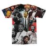 Marvin Gaye tshirt back