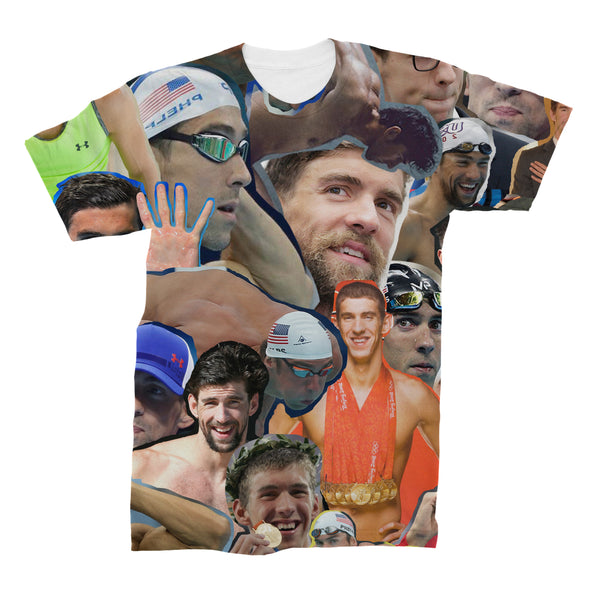 Michael Phelps tshirt
