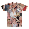 Michelle Williams tshirt back