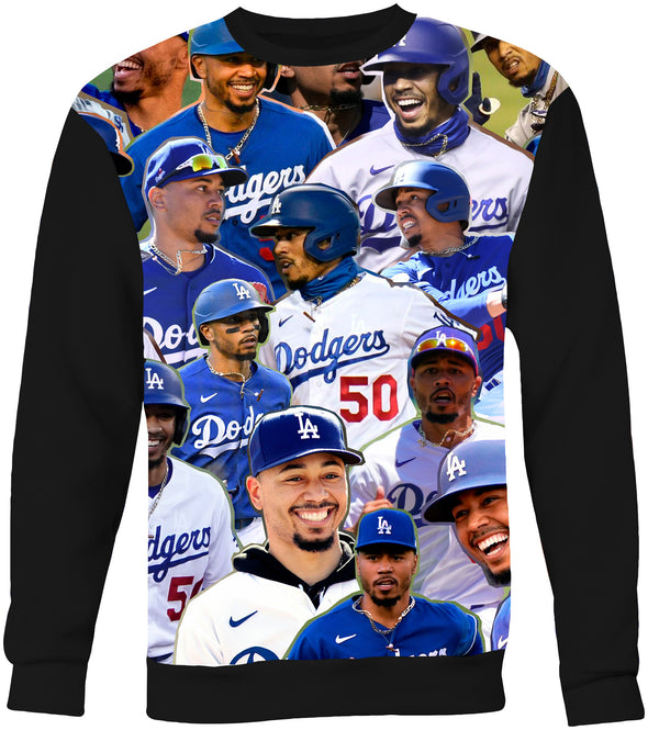 Mookie Betts sweatshirt