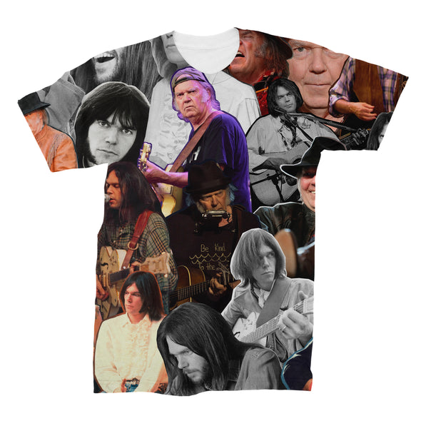Neil Young tshirt