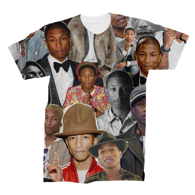 Pharrell Williams tshirt
