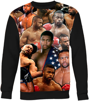 Roy Jones Jr sweatshirt