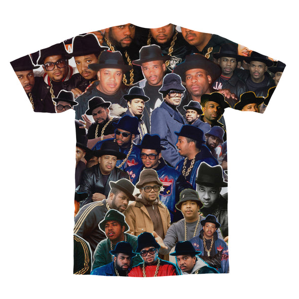 Run-D.M.C. tshirt back