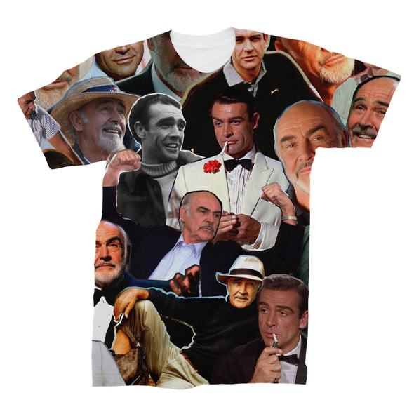 Sean Connery tshirt