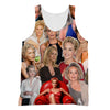 Sharon Stone tank top