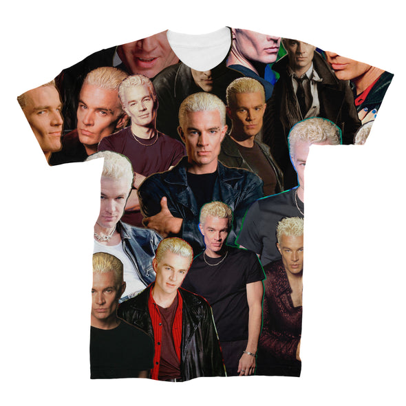 Spike (Buffy The Vampire Slayer) tshirt