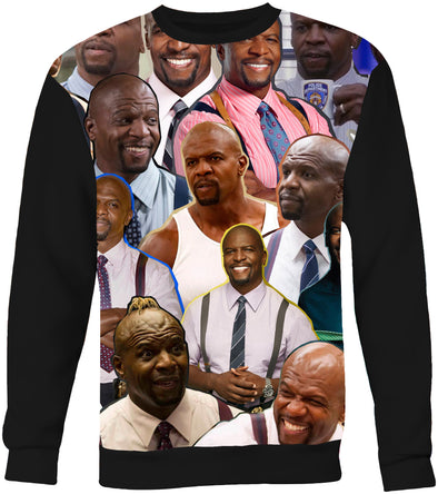 Terry Jeffords sweatshirt