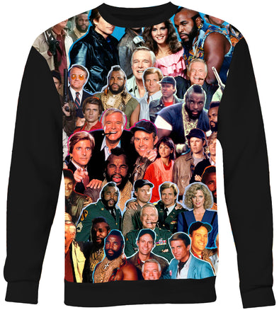 The A-Team sweatshirt