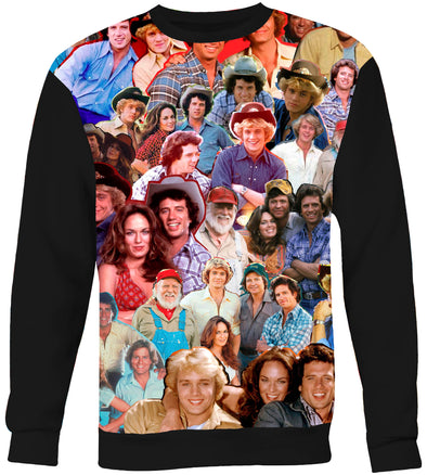 The Dukes of Hazzard sweatshirt