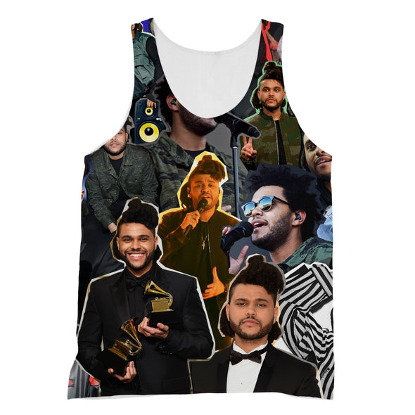 The Weeknd tank top
