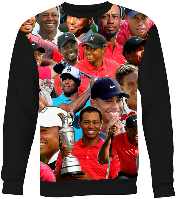 Tiger Woods Sweatshirt