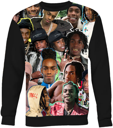YNW Melly sweatshirt