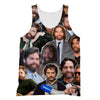 Zach Galifianakis tank top