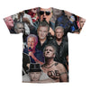 Alan Frew tshirt back