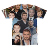 Alex Roe tshirt back