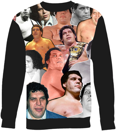 Andre The Giant Sweatshirt