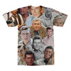 Andy Griffith tshirt back