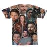 Anson Mount tshirt back